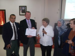 Pr. Curtis R. YOUNGS (USA) 18 Mai 2017 Maison de la Science, USTHB, Alger